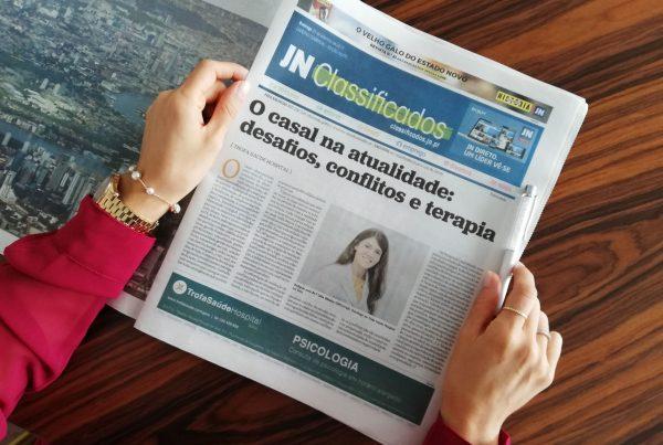 lidia oliveira artigo de conjugalidade no jornal de notícias