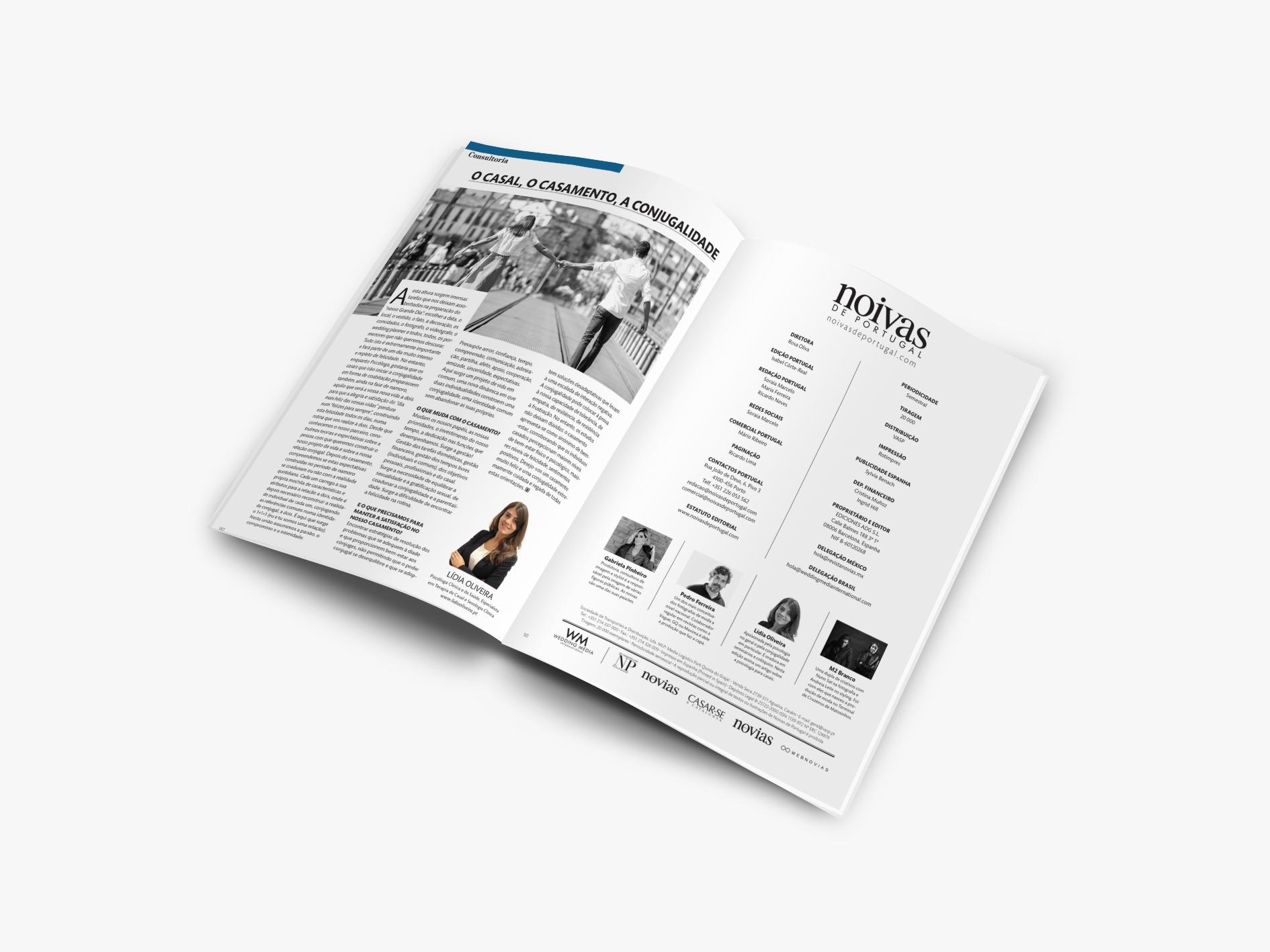 Noivos de 2020? Já leram a nova edição das Noivas de Portugal?